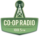 link to Donate to Co-op Radio.