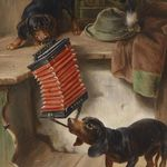 red accordion 1 crossstitch pattern a