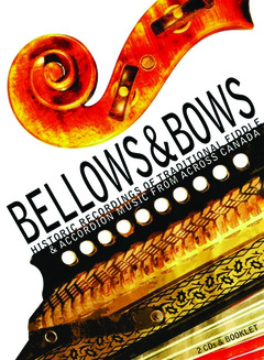 Cover of the Bellows and Bows book/compilation