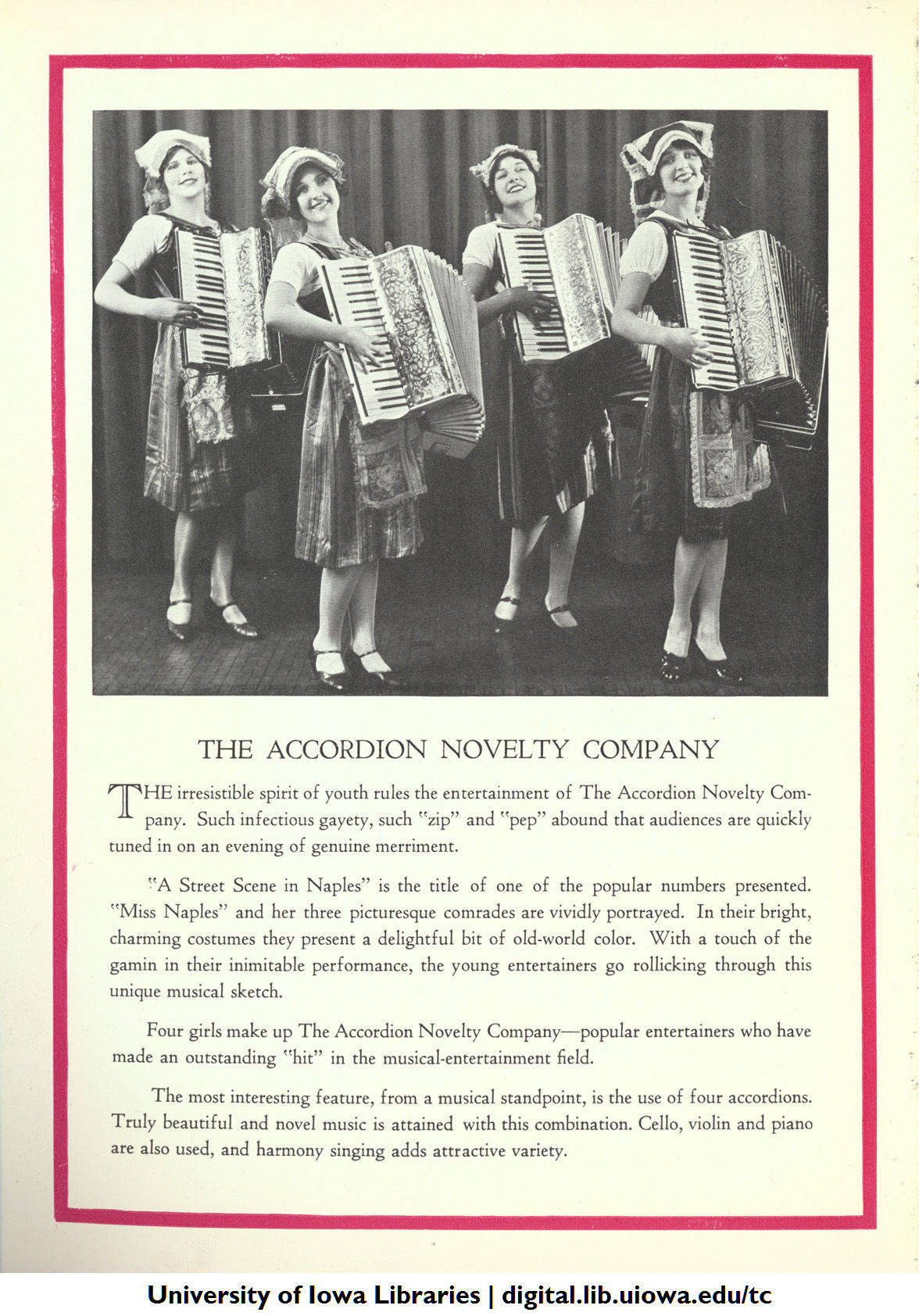 "Accordion Uprising | Because ""Renaissance"" is too hard to spell ..."