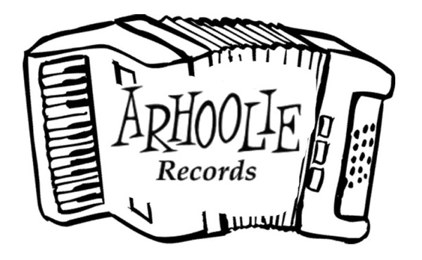 Arhoolie logo added to an Accordion
