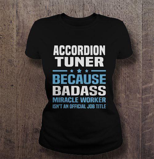 Accordion Tuner Badass