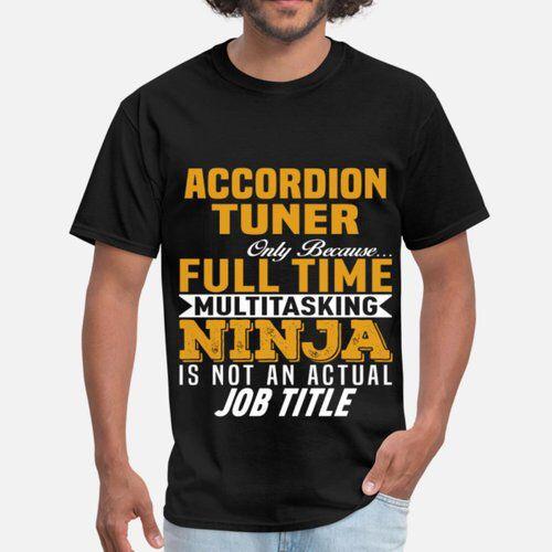 Accordion Tuner Ninja