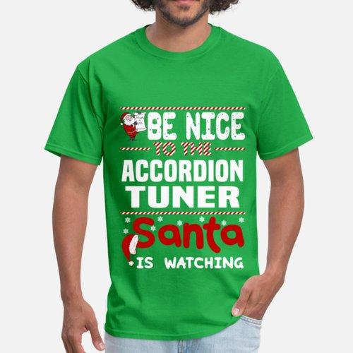 Accordion Tuner Santa