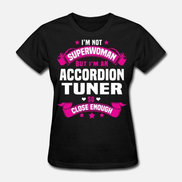 Accordion Tuner Superwoman
